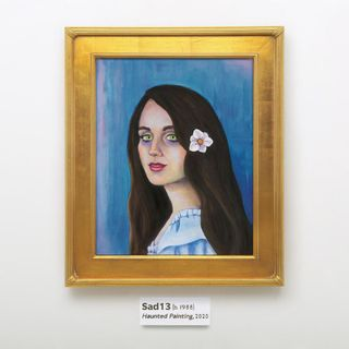 Album cover of Haunted Painting by Sad13